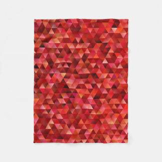 Cobertor De Velo Triângulos sangrentos