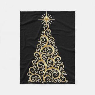 Cobertor De Velo Tudo que brilha é ouro