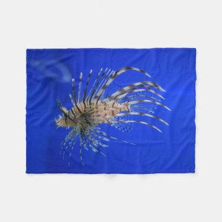 Cobertor De Velo Turkeyfish