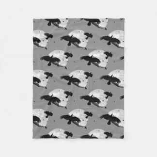 Cobertor De Velo Um assassinato dos corvos e da lua
