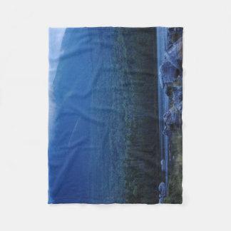 Cobertor De Velo Uma cobertura agradável com um bonito