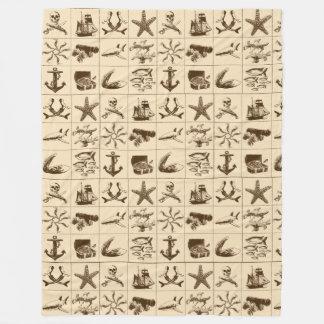 Cobertor De Velo Uma vida Blanket_1 dos piratas