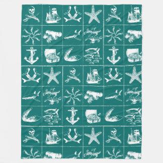 Cobertor De Velo Uma vida Blanket_5 dos piratas