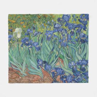 Cobertor De Velo Van Gogh torna iridescente a cobertura do velo do
