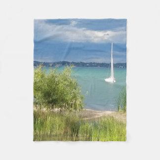 Cobertor De Velo Veleiro pelo mar