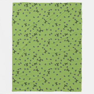 Cobertor De Velo Velo Sewing das noções das hortaliças o grande
