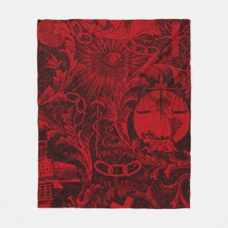 Cobertor De Velo Versão tecida 1 da tapeçaria dos companheiros