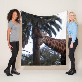 Cobertor De Velo Vigia do girafa, meio