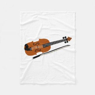 Cobertor De Velo Violino