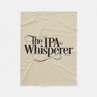 Cobertor De Velo Whisperer de IPA