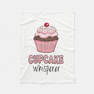 Cobertor De Velo Whisperer do cupcake