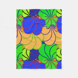 Cobertor De Velo Wisps de uma flor