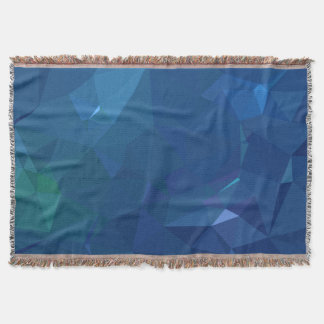Cobertor Design abstrato & limpo de Geo - cristal do