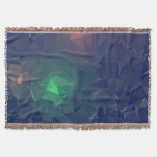 Cobertor Design abstrato & limpo de Geo - oposto ao