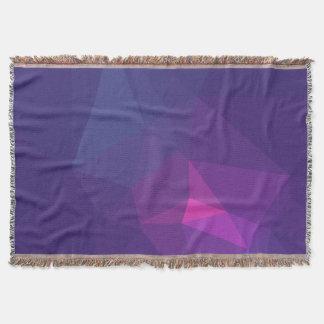 Cobertor Design abstrato & moderno de Geo - nebulosa do