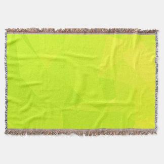 Cobertor Design geométrico abstrato de LoveGeo - centro da