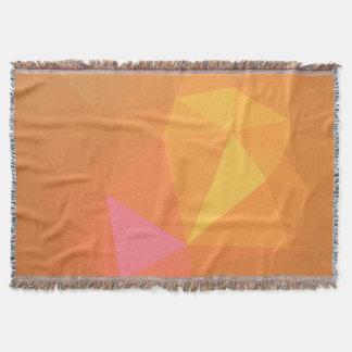 Cobertor Design geométrico abstrato de LoveGeo - latido de