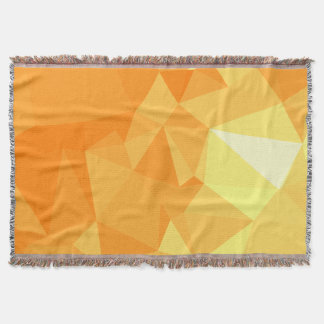 Cobertor Design geométrico abstrato de LoveGeo - mel da