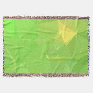 Cobertor Design geométrico abstrato de LoveGeo - navio da