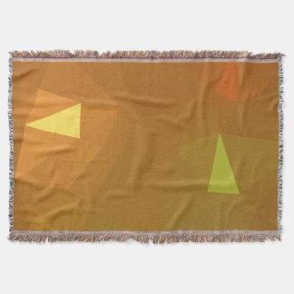 Cobertor Design geométrico abstrato de LoveGeo - os