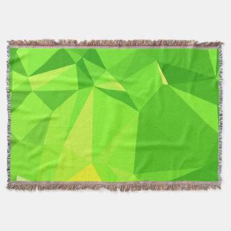 Cobertor Design geométrico abstrato de LoveGeo - sarjeta da