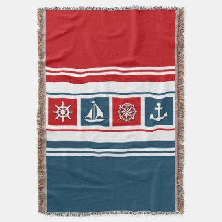 Cobertor Design náutico