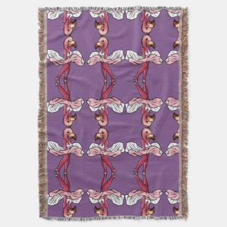 Cobertor Estrela do flamingo