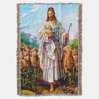 Cobertor Eu sou o bom 10:7 de John do pastor - 21