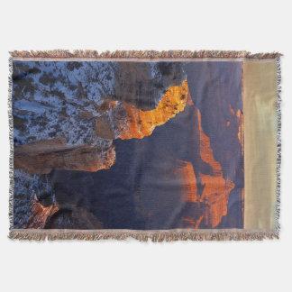 Cobertor EUA, arizona, parque nacional do Grand Canyon,