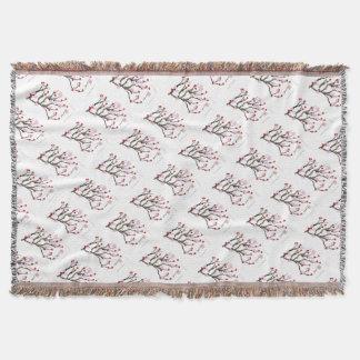 Cobertor flor de cerejeira 10 Tony Fernandes