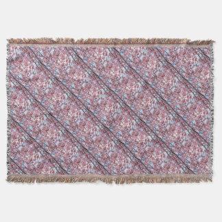Cobertor Flor de cerejeira japonesa