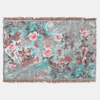 Cobertor flora
