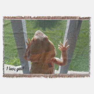 Cobertor Foto farpada bonito do dragão