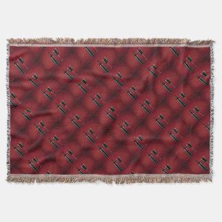 Cobertor Garrafa de vidro de vermelho de vinho