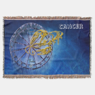 Cobertor Horóscopo do design da astrologia do zodíaco do