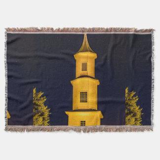 Cobertor Igreja de Rilan, Chiloe, o Chile
