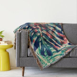 Cobertor Impressão geral da folha do lance