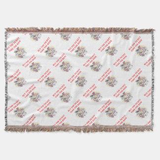 Cobertor jogador de cartão