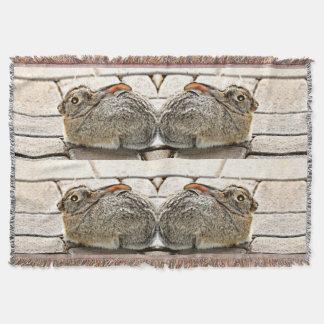 """Cobertor """"Junta"""" a cobertura do costume dos coelhos de"""