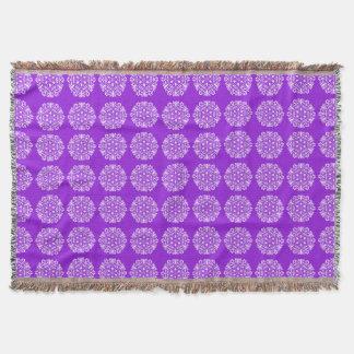 Cobertor Mandala Amethyst