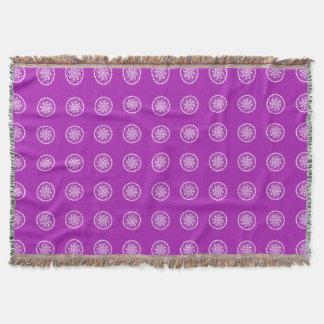 Cobertor Mandala de Nudibranch