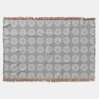Cobertor Mandala de pedra