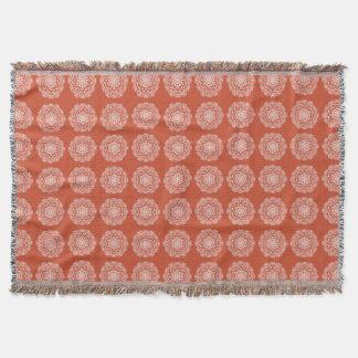 Cobertor Mandala do Terracotta