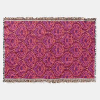 Cobertor Paisley emplumado - Pinkoinko