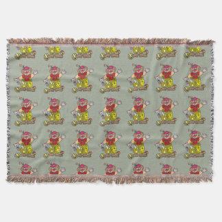 Cobertor Palhaço 1