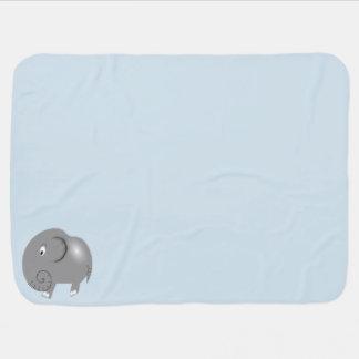 Cobertor Para Bebe Amendoim a cobertura do elefante