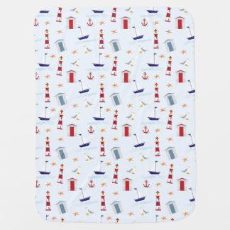 Cobertor Para Bebe Calor náutico