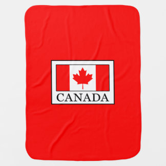Cobertor Para Bebe Canadá