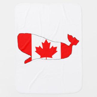 Cobertor Para Bebe Canadá Cachalote