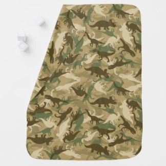Cobertor Para Bebe Cobertura do bebê da camuflagem no teste padrão do